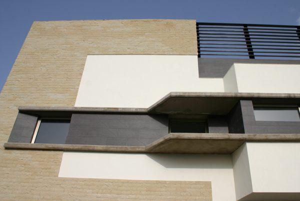 Proyectos bello y monterde arquitectos las palmas de - Vivienda unifamiliar entre medianeras ...