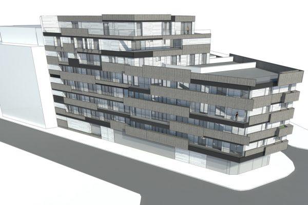 edificio de viviendas franchy roca