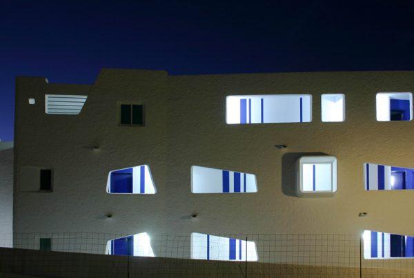 edificio viviendas la palmita