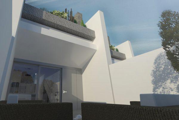 edificio de viviendas playa blanca