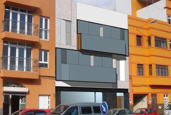 edificio viviendas coral