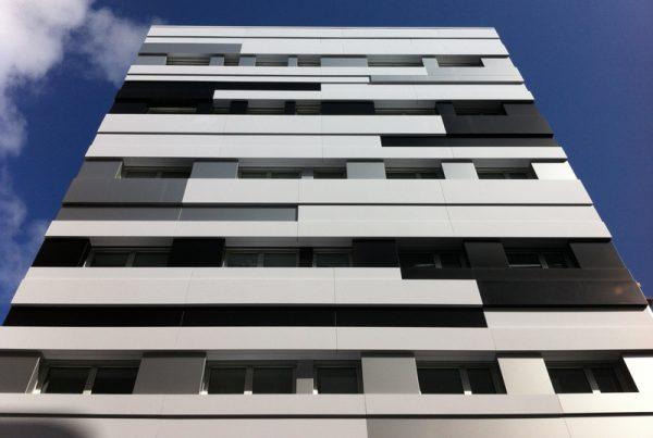 edificio de viviendas grau bassas