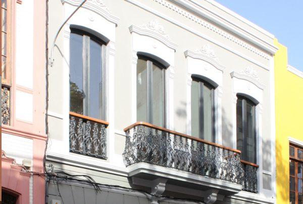 reforma edificio protegido perojo